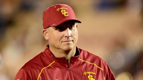 USC vs. Washington (Saturday, 7:30 p.m. ET, FOX)