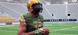 Notre Dame unveils bizarre 2016 Shamrock Series uniforms