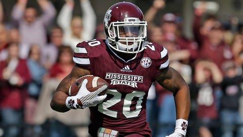 Brandon Bryant, Mississippi State, safety