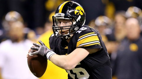 31. C.J. Beathard (QB, Iowa)