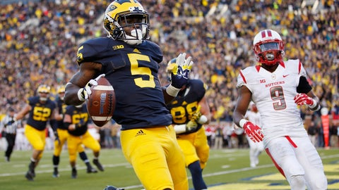 43. Jabrill Peppers (LB, Michigan)