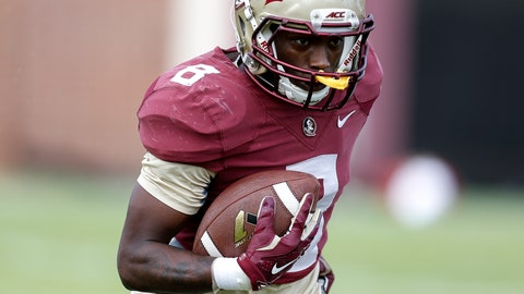 13. Kermit Whitfield (WR, FSU)