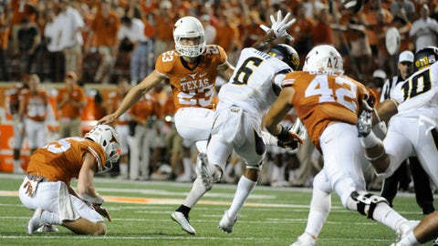 Week 3: Texas loses in the most painful way possible to Cal