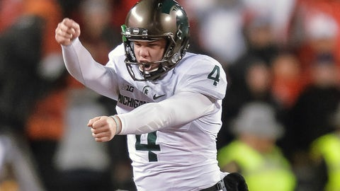 Week 12: Even with no Connor Cook, Michigan State pulls off the upset in Columbus