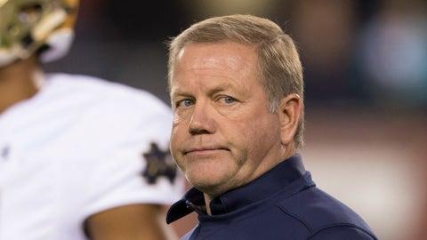 No. 10 Notre Dame: vs. Virginia Tech (Nov. 19)