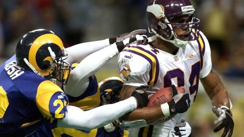 Devin Bush Jr., LB, Michigan (son of former Super Bowl champ Devin Bush Sr.)