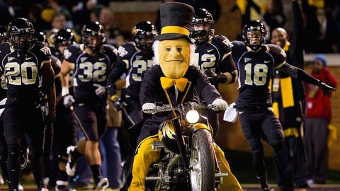 Wake Forest Demon Deacons