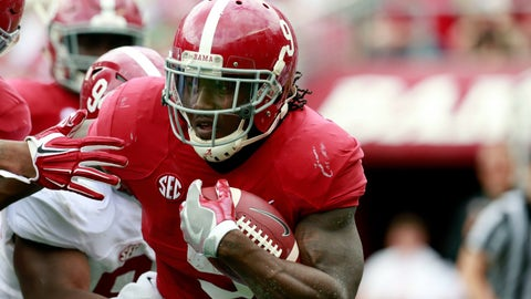 Bo Scarbrough, RB, Alabama (vs. USC, Saturday, 8 p.m. ET)