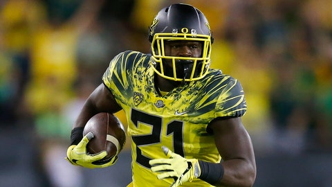Royce Freeman, RB, Oregon