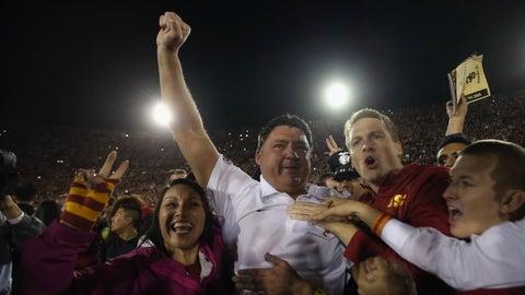 """Coach O"" has his moment (2013)"