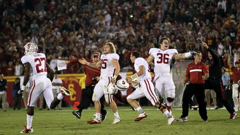 A triple-overtime thriller (2011)