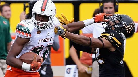 Miami, FL (3-0), re-rank: 14
