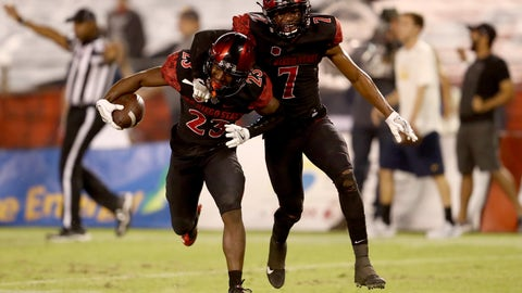 San Diego State (3-0), re-rank: 21