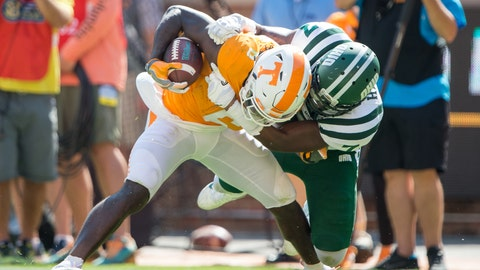 Tennessee (3-0), re-rank: 18