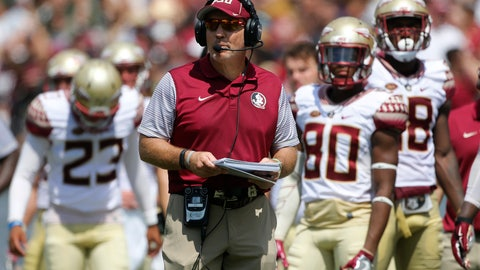 Jimbo Fisher - Florida State head coach