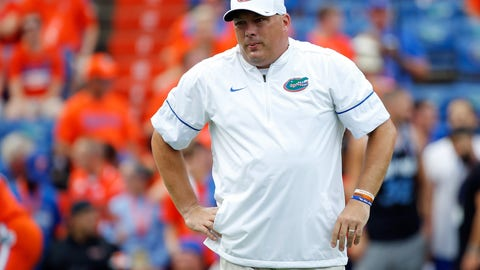 Geoff Collins - Florida defensive coordinator