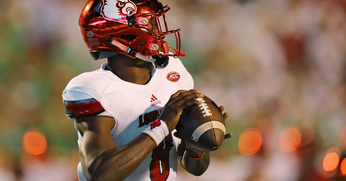 Lamar Jackson Proved He S The Best Player In College