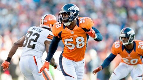 Will the Von Miller suspension cost the Broncos?