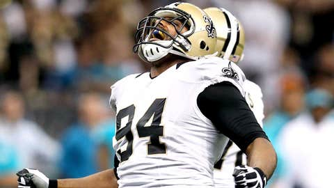 New Orleans Saints: Defensive end