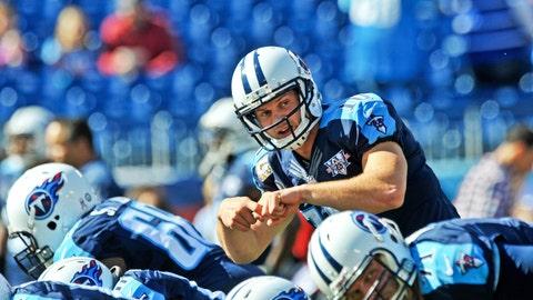 Titans: QB Jake Locker (No. 8, 2011)