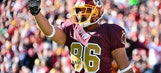 Jordan Reed continues to learn TE position