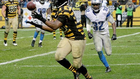 Steelers 37, Lions 27