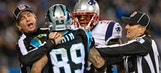 Steve Smith, Aqib Talib share some heated exchanges