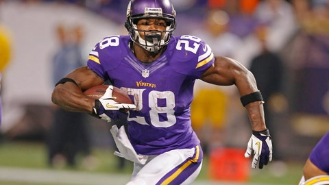 Minnesota Vikings at Green Bay Packers, Sunday, 1 p.m. ET (FOX)