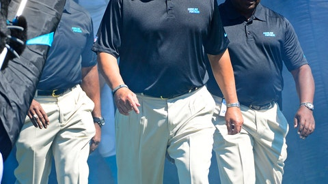 Carolina Panthers at Miami Dolphins, Sunday, 1 p.m. ET (FOX)