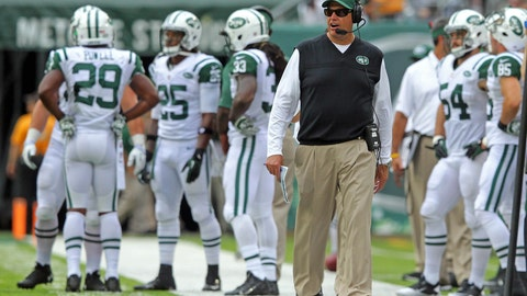 New York Jets at Baltimore Ravens, Sunday 1 p.m. ET (CBS)