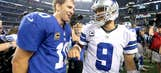 The 7 Best Games In The Romo vs. Manning Rivalry
