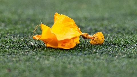 USC is penalty-prone