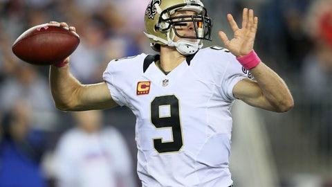Saints at Rams (Sunday, 4:25 p.m. ET on FOX)