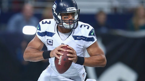 Russell Wilson, Seahawks