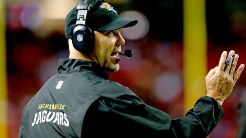 Bills at Jaguars (Sunday, 1 p.m. ET on CBS)