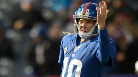 New York Giants: Close calls everywhere