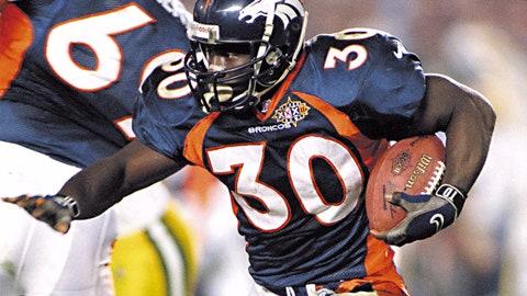 Terrell Davis -- Denver Broncos, Super Bowl XXXII