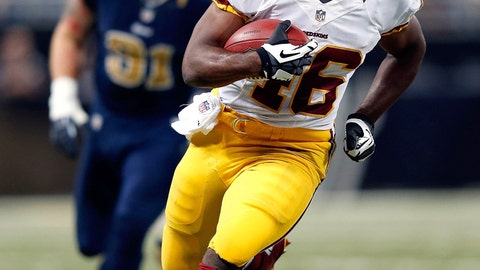 Alfred Morris, RB, Florida Atlantic / Drafted 173rd overall by the Washington Redskins
