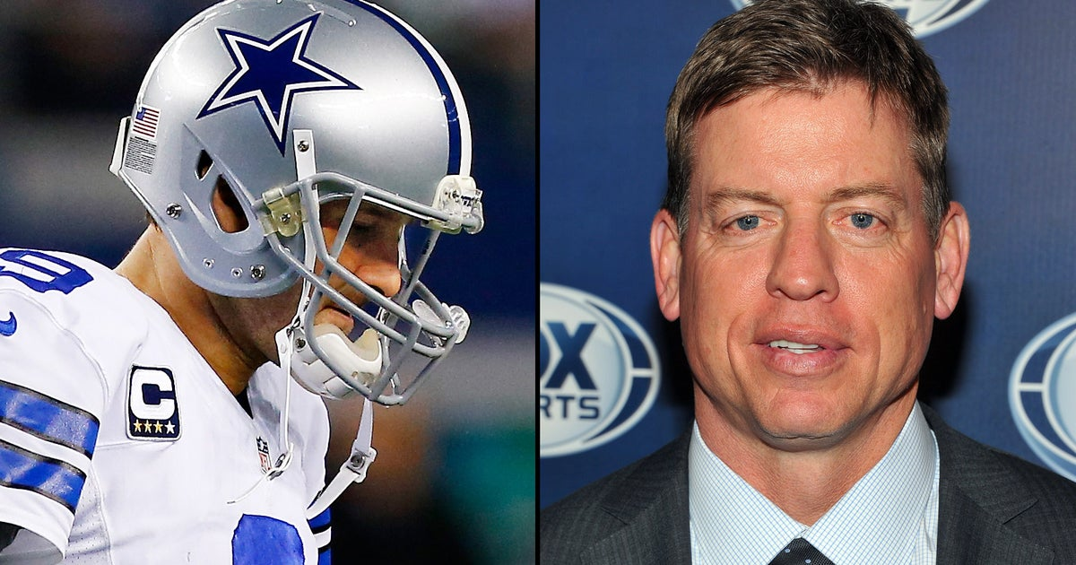 Troy Aikman Cowboys Have More Issues Than Not Having Romo
