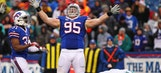 Kyle Williams jokes about not getting invited to McCoy's party