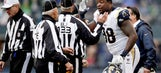 Did Rams DT Kendall Langford really deserve to be ejected for this?