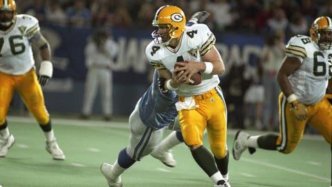 1993 season: Green Bay 28, Detroit 24