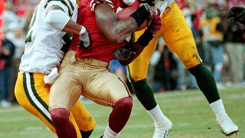 4. 49ers 30, Packers 27 in 1999