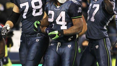 3. Seahawks 41, Saints 36 in 2011