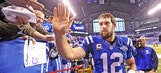 You'€™ll never guess who is an Andrew Luck fan