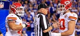 Pereira: So, how did the refs perform in the Chiefs-Colts game?
