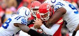 5 keys to the game: Can Chiefs turn the tables on the Colts?