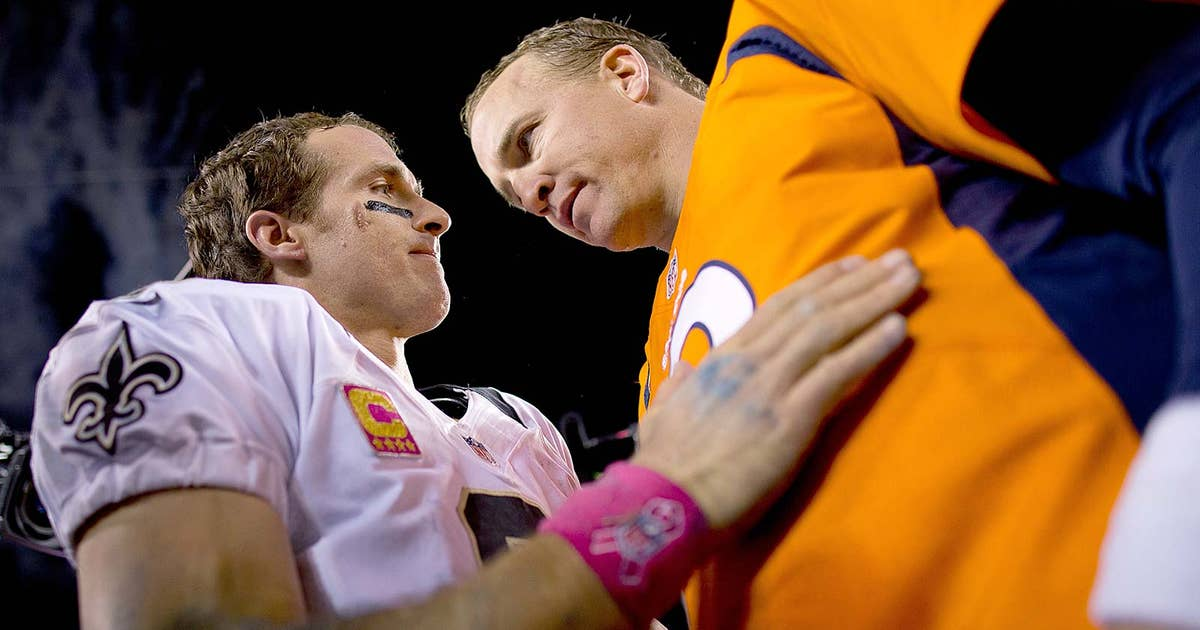 Manning Brees In Rarefied Air As Free Agent Signings
