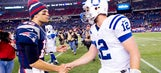 Playoff Cheat Sheet: Luck will run out against Pats