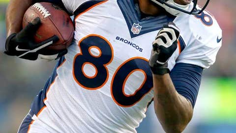 Broncos TE Julius Thomas